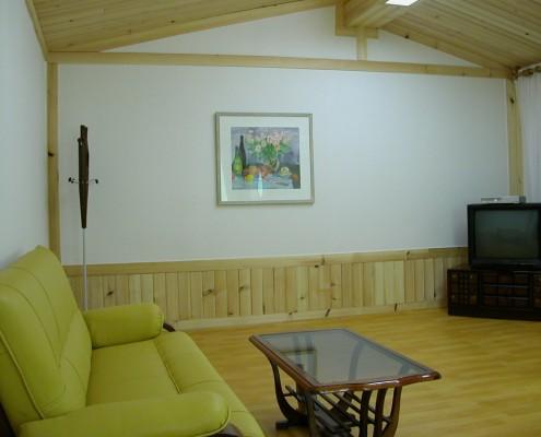 가족룸1층 방2